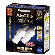 EFD15ED10E17H22T [電球形蛍光灯 パルックボールプレミア E17口金 クール色(3波長形昼光色) D15形(10W) 2個入]