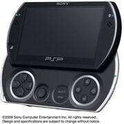 PSP(プレイステーション・ポータブル)go ピアノ・ブラック PSP-N1000PB
