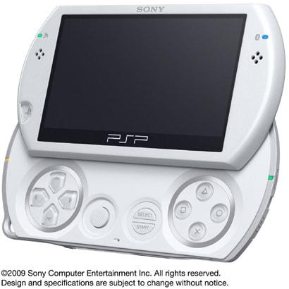 PSP(プレイステーション・ポータブル)go パール・ホワイト PSP-N1000PH