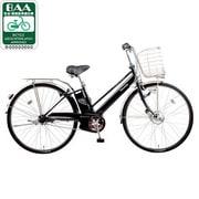 BE-ENLR73B [電動アシスト自転車(27型) ピュアブラック リチウムビビ・RX-10S]
