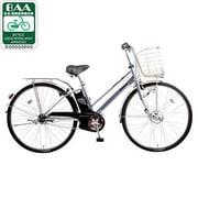 BE-ENLR73S [電動アシスト自転車(27型) シャトルシルバー リチウムビビ・RX-10S]