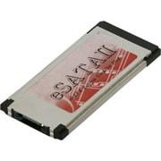 PITAT-eSATA/EC34 [SerialATAII(3Gbps、NCQ)対応 eSATAカード]