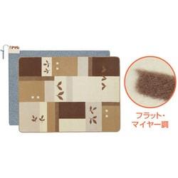 HJ-Y15GX-C [ホットカーペット(1.5畳相当) ベージュ系 フラット・マイヤー調]