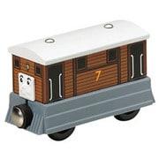 ラーニングカーブ きかんしゃトーマス 木製レールシリーズ トビー 99007