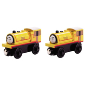 ラーニングカーブ きかんしゃトーマス 木製レールシリーズ ビルとベン 99025