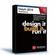 Delphi 2010 Professional [Windowsソフト]