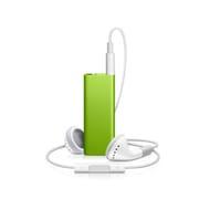 iPod shuffle 4GB グリーン [MC307J/A]