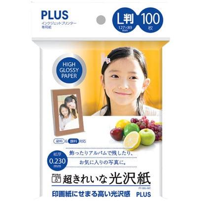 IT-100L-GC [超きれいな光沢紙 L判 100枚]