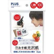 IT-100L-GE [お手軽光沢紙 L判 100枚]