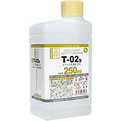 T-02s [アクリル系溶剤(中) 250mL]