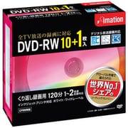 DVDRW120PWAC11P [録画用DVD-RW 120分 2倍速 CPRM対応 10+1枚 インクジェットプリンタ対応]