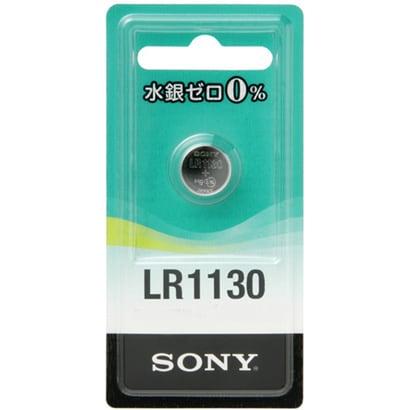 LR1130-ECO [アルカリボタン電池 1.5V 水銀ゼロシリーズ]