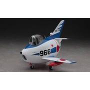"""TH16 F-86 セイバー """"ブルーインパルス"""" [たまごひこーき プラモデル]"""