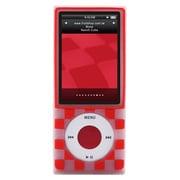 NA509011-R [第5世代 iPod nano専用シリコンケース Bone Nano5 Cube (ボーン ナノ5 キューブ) レッド]
