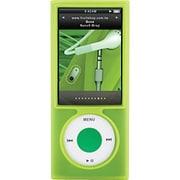 NA509021-G [第5世代 iPod nano専用シリコンケース Bone Nano5 Wrap (ボーン ナノ5 ラップ) グリーン]
