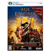 Age of Empires III(エイジ オブ エンパイア III) : Complete Collection [Windowsソフト]