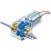 ミニモーター標準ギヤボックス 8速 [70188]