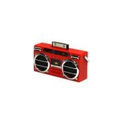 BB5009(RE) [iPod/iPhone用 Boom Dock スピーカー レッド]