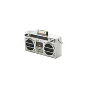 BB5009(SI) [iPod/iPhone用 Boom Dock スピーカー シルバー]
