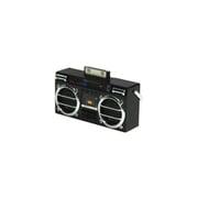 BB5009(BK) [iPod/iPhone用 Boom Dock スピーカー ブラック]