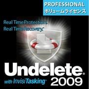 Undelete2009 日本語版 Professional [ライセンスソフト]