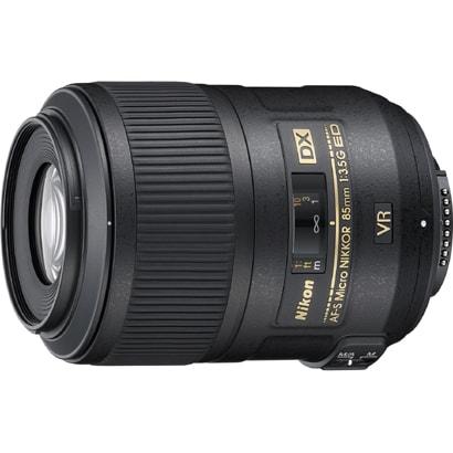 AF-S DX Micro NIKKOR 85mm f/3.5G ED VR [AF-S マイクロニッコール 85mm/F3.5 マクロ ニコンFマウント APS-Cサイズ用レンズ DXフォーマット]