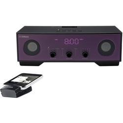 TSX-W80(VD) [iPod/iPhone対応 デスクトップオーディオシステム ダークパープル]