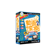 らくちん動画変換2+DVD Premium for PSP & WALKMAN [Windowsソフト]