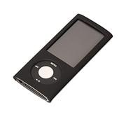 PNY-12 [第5世代 iPod nano用 シリコーンジャケットセット マットブラック]