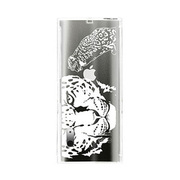 EIAP02PU [第5世代 iPod nano専用 クリアジャケットセット 絶滅危惧種コレクション ユキヒョウ]