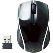SLATNRF1BK [USB接続 2.4GHzワイヤレスレーザーマウス ONYX(オニキス) ミニサイズ オニキスブラック]