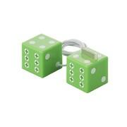 BSSP11IGR [iPod専用サイコロ型ステレオミニスピーカー OTOKORO Plus グリーン]