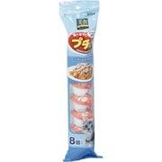 BP-8F [猫用 美食メニュープチ8カップ しらす入り]