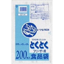 CT-14 [とくとくフリーザー食品袋]