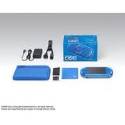 PSP「プレイステーション・ポータブル」(PSP-3000)バリューパック バイブラント・ブルー PSPJ-30011