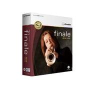 Finale 2010 [楽譜作成ソフトウェア FIN2010]
