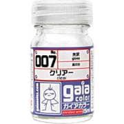 007 [ガイアカラー クリアー 15mL 光沢]