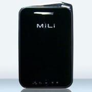 MP-2000B [MiLi Power Crystal Black for iPhone/iPod 2000mAh ブラック]