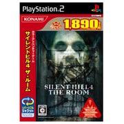 SILENTHILL 4 THE ROOM(サイレントヒル4 ザルーム) コナミ殿堂セレクション [PS2ソフト]