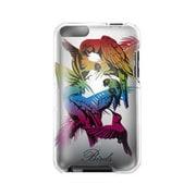 EIAP03BD [第2世代 iPod touch用 クリアジャケットケースセット earth wear 絶滅危惧種コレクション Birds(絶滅危惧種の鳥たち)]