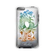 EIAP03BB [第2世代 iPod touch用 クリアジャケットケースセット earth wear 絶滅危惧種コレクション Babies(絶滅危惧種の赤ちゃんたち)]