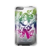 EIAP03RF [第2世代 iPod touch用 クリアジャケットケースセット earth wear 絶滅危惧種コレクション Rain Forest(熱帯雨林の絶滅危惧種たち)]