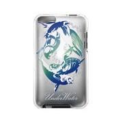 EIAP03UW [第2世代 iPod touch用 クリアジャケットケースセット earth wear 絶滅危惧種コレクション Under Water(海洋の絶滅危惧種たち)]
