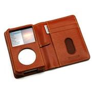 PRIE TUNEWALLET for iPod classic Sienna ブラウンレザー [TUN-IP-300028]