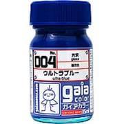 004 [ガイアカラー ウルトラブルー 15mL 光沢]