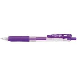JJ15-PU [サラサクリップ0.5 ジェルボールペン 紫インク0.5mm]
