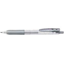 JJE15-S [サラサクリップ1.0 ジェルボールペン 銀インク1.0mm]