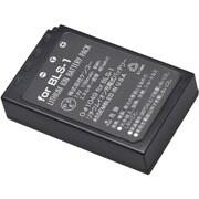 O-#1049 [デジタルカメラ用バッテリー オリンパス BLS-1対応]
