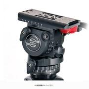 SC 0705 FSB 8T ザハトラービデオヘッド75mm