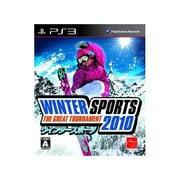 Winter Sports 2010 The Great Tournament(ウインタースポーツ 2010 ザ グレート トーナメント) [PS3ソフト]